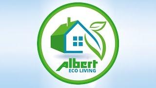 Albert Haus ECOliving - Fertighaus - Nachhaltigkeit Ökologie Holz Holzhaus Energiesparhaus