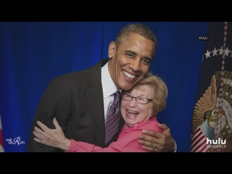 """Famed sex therapist Dr. Ruth shares her story in new documentary, """"Ask Dr. Ruth."""" The film's director enlisted Westheimer's daughter and granddaughter to convince her to embrace the """"feminist"""" label in the film - one she had rejected in the past. (May 23)"""