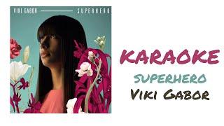 Viki Gabor   Superhero   KARAOKE   (Junior Eurovision 2019  Poland)