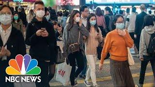 World Health Organization Gives Update On Coronavirus | NBC News (Live Stream Recording)