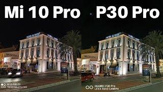Xiaomi Mi 10 Pro vs Huawei P30 Pro