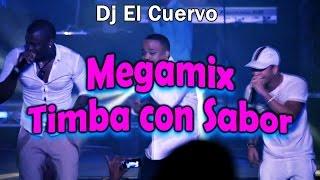 MIX TIMBA CON SABOR - DJ EL CUERVO 'MIX SALSA 2016' PASAME LA MANTY,HERIDA,CAPITOLIO,ASI SOY YO