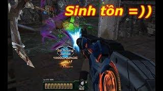"""Phantom sVIP cố gắng sống sót với Shotgun sVIP =))) """" Truy Kích VN """""""