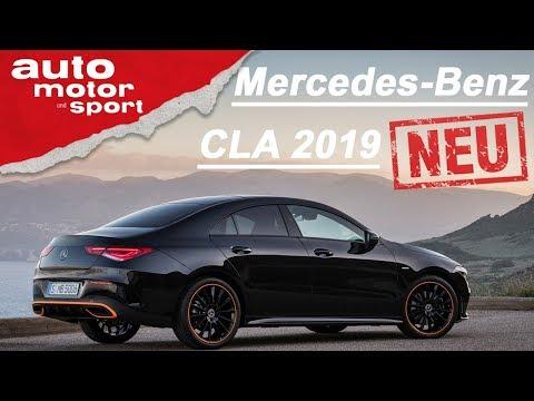 Mercedes CLA Coupé 220d: Besser als die C-Klasse?– Review/Fahrbericht   auto motor und sport