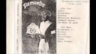 """TORMENTOR - """"Anno Domini"""" FULL DEMO (1989)"""