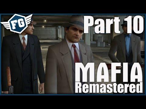 Mafia: Remastered #10 - Štěstí Smetánky Končí