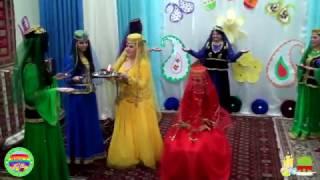 """Nağıl """"S"""" Uşaq Bağçası-Novruz Bayramı( Xna)17.03.2017"""