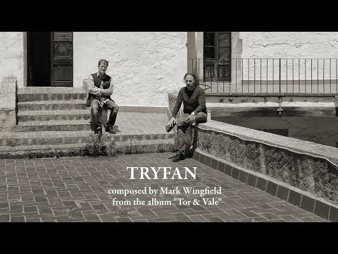 Mark Wingfield & Gary Husband live in the studio playing Tryfan online metal music video by MARK WINGFIELD