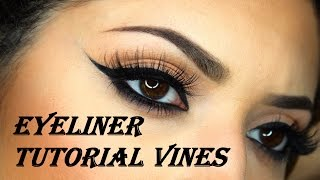 Eyeliner tutorial vine compilation | Best of Instagram