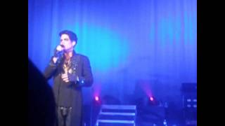 Adam Lambert Cries During Soaked-Glam Nation-The Midland-Kansas City, Missouri (HD)