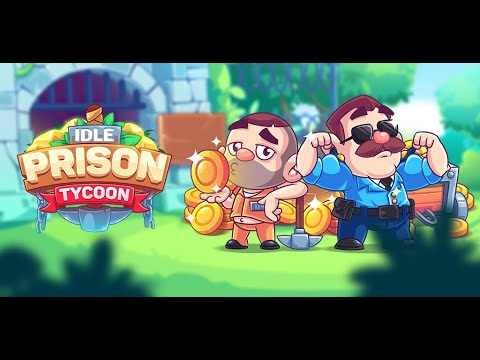 Видео Idle Prison Tycoon: Gold Miner Clicker Game