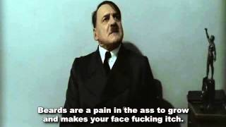 Pros and Cons with Adolf Hitler: Beards