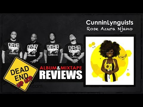 CunninLynguists – Rose Azure Njano Album Review | DEHH