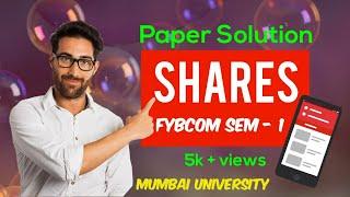 fybcom fc question paper 2017 sem 1 mumbai university - मुफ्त