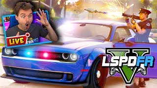 What's New? GTA 5 LSPDFR 0 4 2 UPDATE IS OUT! SHERIFF PATROL LIVE