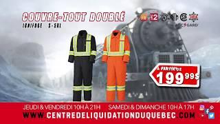 ENSEMBLE DE MOTONEIGE, CASQUE DE MOTONEIGE ET VTT, BOTTES LOUP MARIN  – Septembre – 2019