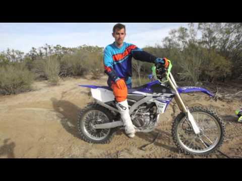 2015 Yamaha WR250F/YZ250FX