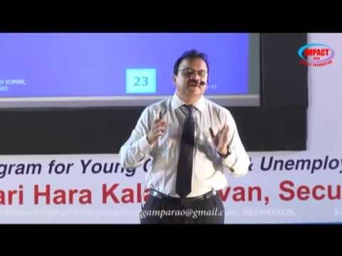Stress Management|Soma Mahesh Kumar|TELUGU IMPACT Hyd 2013