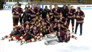 Eastern CT Eagles win the Div III Championship