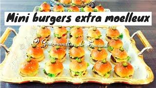 Mini Burgers Fait Maison Trop Bon