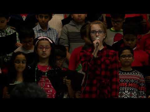 School 18 Vocal Concert, December 5, 2019