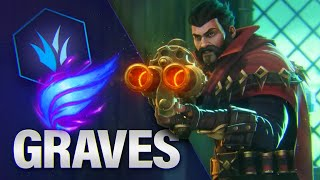 Why GRAVES JUNGLE is GOD TIER again