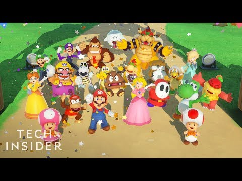 Let's Play 'Super Mario Party' On Nintendo Switch