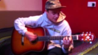 Neck Deep - Silver Lining acoustic cover by Adam Rank