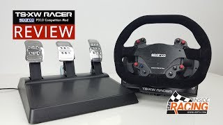 Thrustmaster TS-XW Racer Sparco P310 Competition Mod Review
