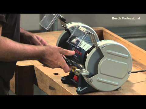 Bosch Doppelschleifmaschinen GBG 6 / GBG 8 Professional