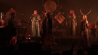 Heilung   Hamrer Hippyer (Live At Aurora 17.04.2019)