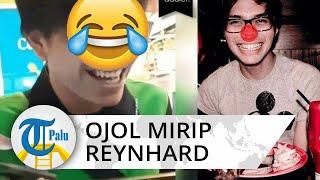 Viral Driver Ojek Online Mirip Reynhard Sinaga, Jadi bercandaan Netizen, Lihat Reaksinya