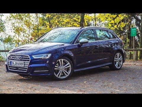 2017/2018 Audi S3 Sportback - Test Drive | Review | Fahrbericht ///Lets Drive///