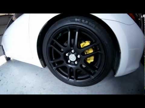 Plasti Dip Wheels [Scion tC]