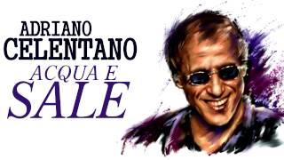 """Video thumbnail of """"Adriano Celentano - Acqua e sale"""""""