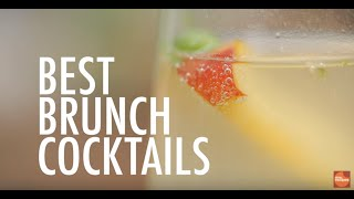 Our Best Brunch Cocktails