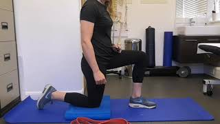 How to stretch your rectus femoris quad muscle