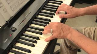 Alfred's Adult Piano All in One Book 1 - Blow the Man Down