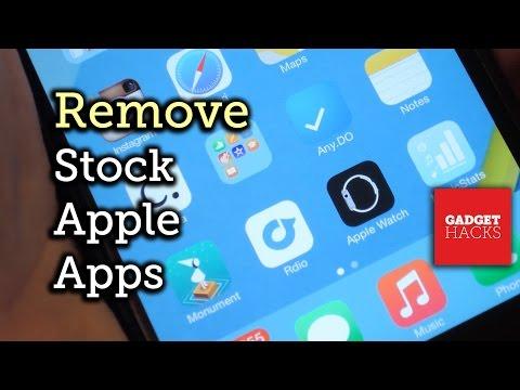 Videos: Gỡ bỏ biểu tượng Apple Watch thật dễ