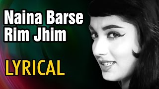 Naina Barse Rim Jhim Full Song With Lyrics | Woh   - YouTube