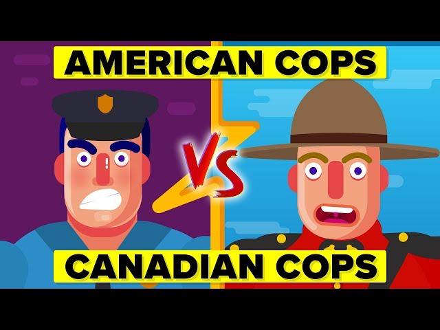 Video pronuncia di RCMP in Inglese