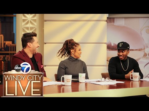SNL's Chris Redd weighs in on hot topics on Windy City LIVE