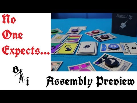 No One Expects: Assembly Preview