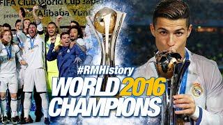 Club World Cup final 2016   Real Madrid 4-2 Kashima Antlers