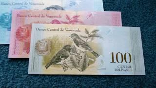 #Currency special part 64: Venezuelan Bolivares / 3