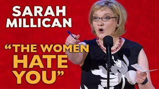 Men VS Women | Sarah Millican
