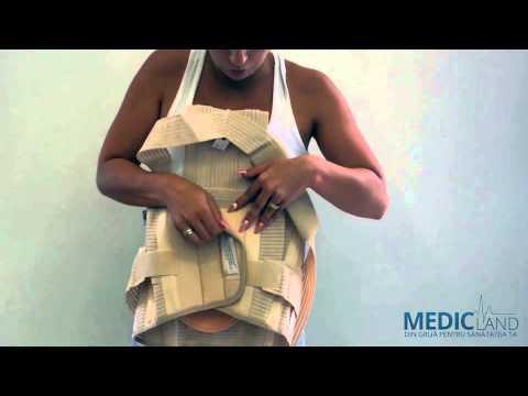 Simptomele și tratamentul artrozei claviculare