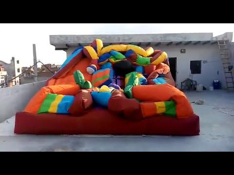 Sliding Bouncy