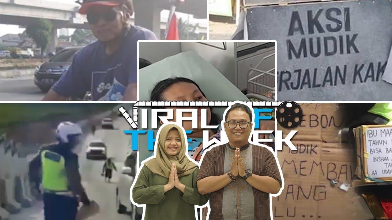 VOTW: Momen Menarik Mudik di Tahun 2018