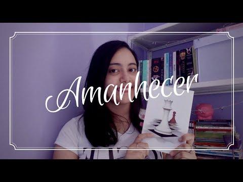 DIÁRIO DE RELEITURA: AMANHECER (com spoliers)